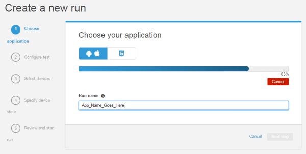 Mobile Testing on Cloud with Appium Using AWS Device Farm