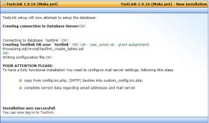Integration of Selenium WebDriver with TestLink