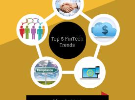 Top 5 FinTech Trends March 2014