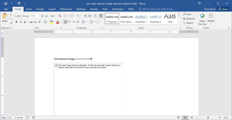 How Microsoft Word