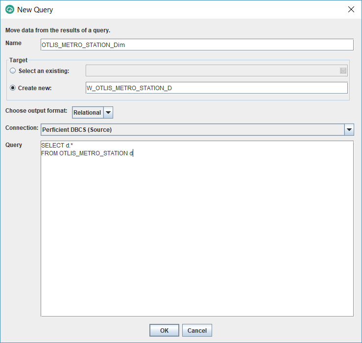 Oracle BI Data Sync: How to Add a New Dimension - Perficient