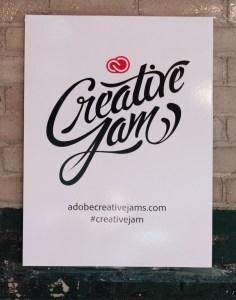 Adobe Creative Jam in Detroit.