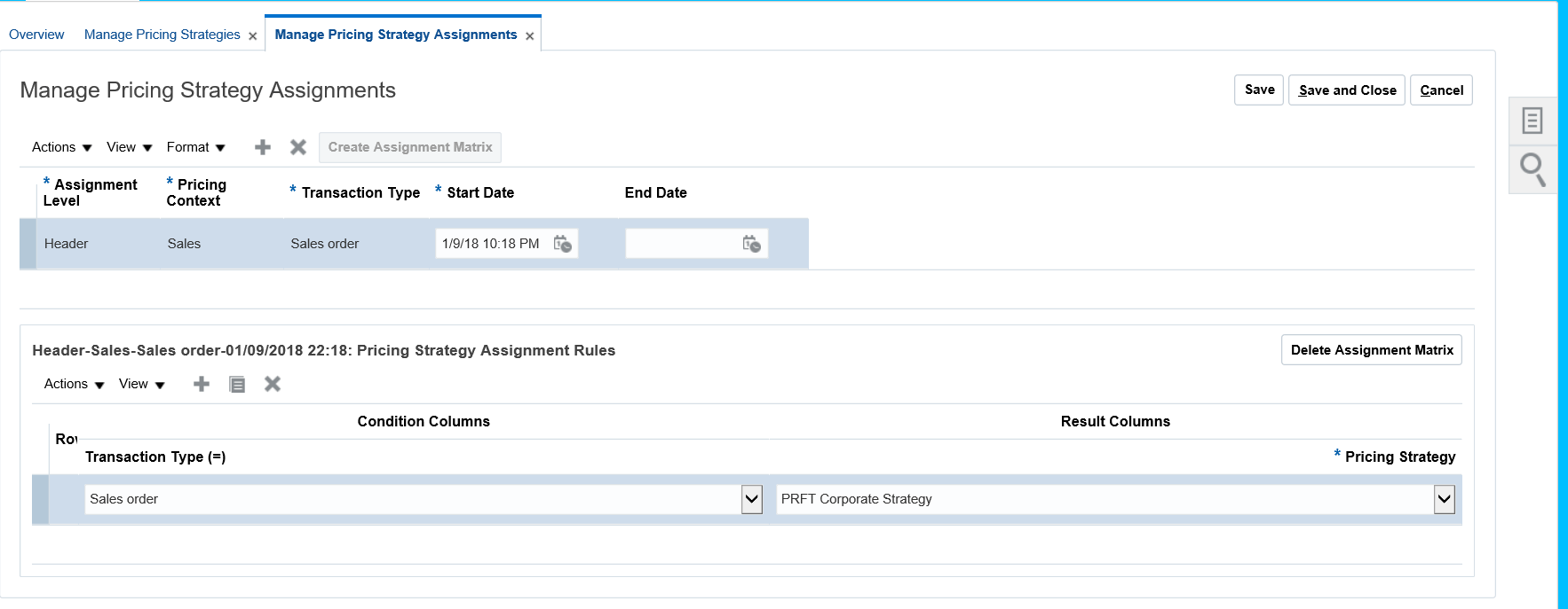 How to Set Default Pricing in Oracle Order Management Cloud