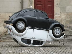 Car Yin Yang