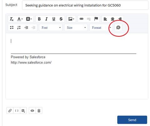 Quick Text Warms Up Salesforce Users This Winter '19