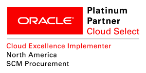 Oracle Cloud Excellence Implementer partner graphic