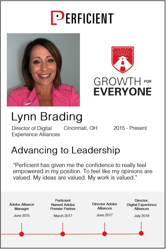 Lynn Brading Stat Card Perficient