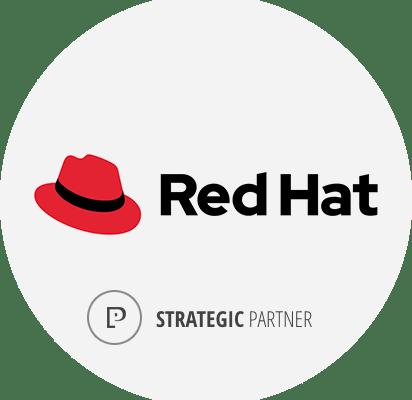 Partner Red Hat Circle