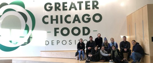 Chicago Food Packing At Gfd 1