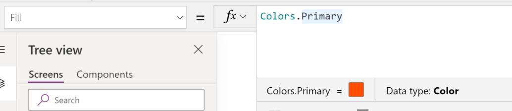 Colorsyntax