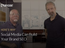 Mark Traphagen and Eric Enge on Social Media Builds Your Brand SEO