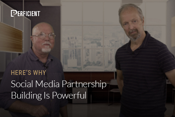 Mark Traphagen and Eric Enge on Why Social Media Partnership Building Is Powerful