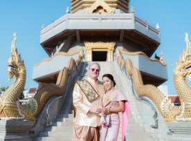 Kurt And Yupha Engagement Ceremony In Thailand