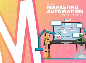 M Is For Marketing Automation