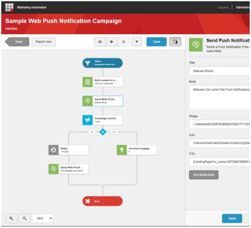 Marketing Automation Workflow