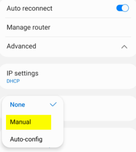 Mobile Manual