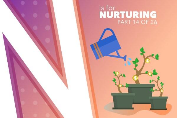 N Is For Nurturing