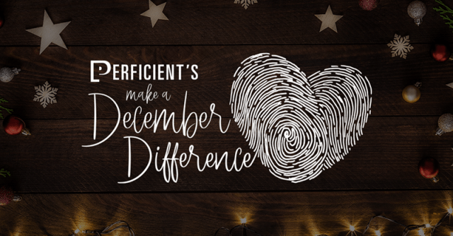 Perficient make a december difference