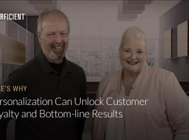 Lisa Sherwood and Eric Enge on Why Personalization Can Unlock Customer Loyalty And Bottom Line Results
