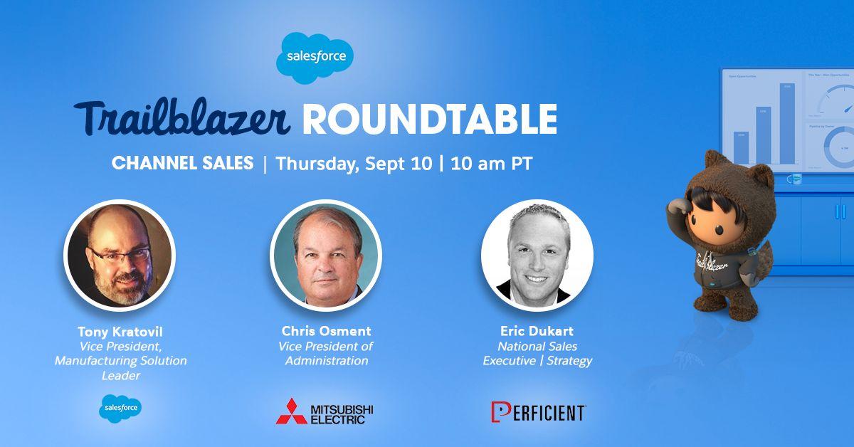 Trailblazer Roundtable
