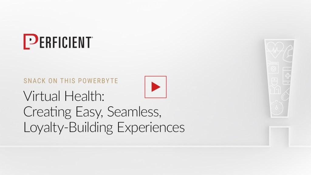 Video Player Virtual Health Journeys