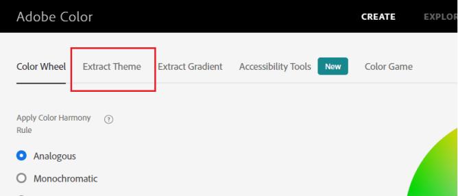 Adobeextracttheme