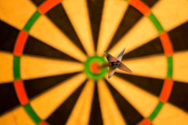 Bull Center Bulls Eye Darts 15812