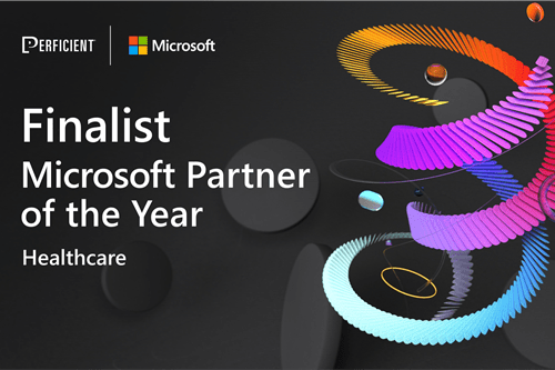 2021 Microsoft Partner of the Year Finalist Healthcare Award