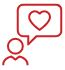 Healthcare Icon Reach And Engage Consumers