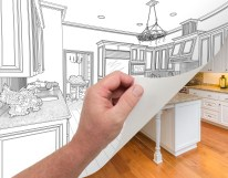 The Project Manufacturing type is similar to remodeling a kitchen