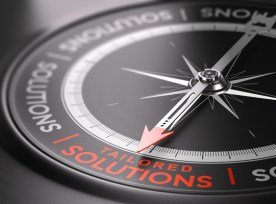 Custom Tailored Solutions Or Offers. Made To Measure Services.