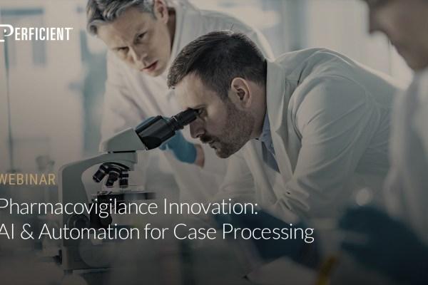 Pharmacovigilance Innovation