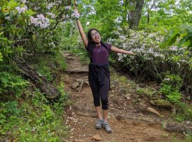 Sahithi Perficient Hiking