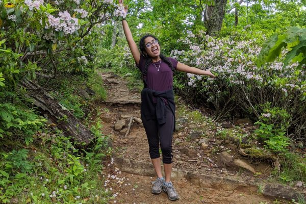 Sahithi Perficient Hiking