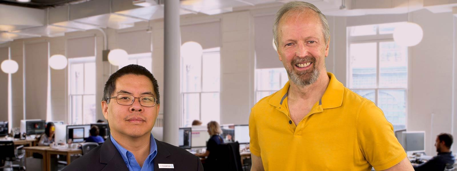 Chris S. Penn and Eric Enge
