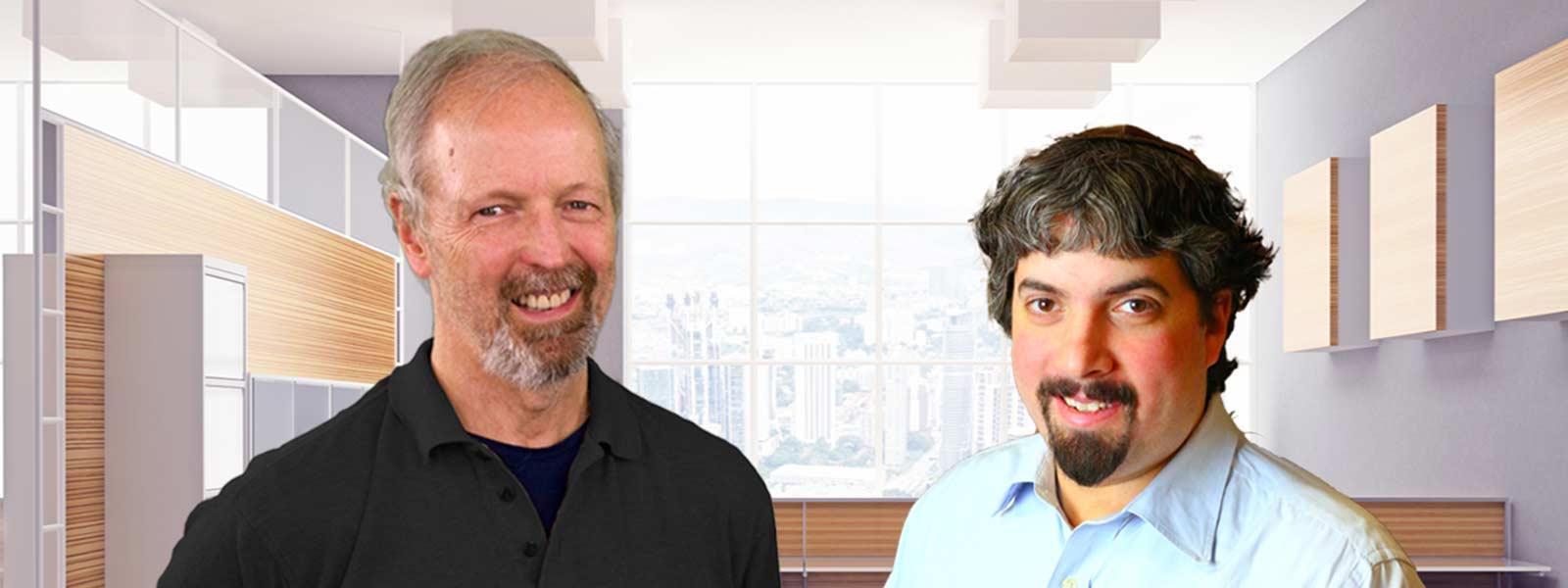 Eric Enge and Barry Schwartz