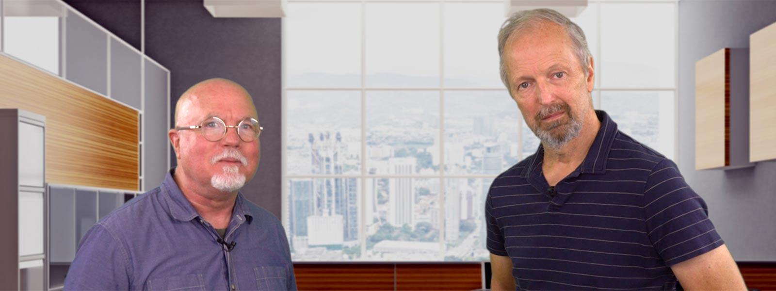 Mark Traphagen and Eric Enge