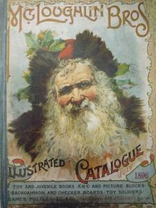McLoughlin Brothers Illustrated Catalogue... (New York: McLoughlin Bros., 1896)