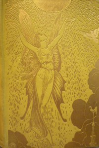 Cover of the Yellow Fairy Book (Longmans, 1894)