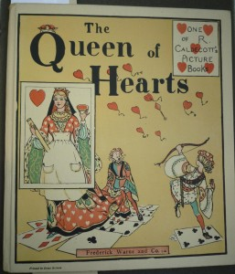 Caldecott, The Queen of Hearts