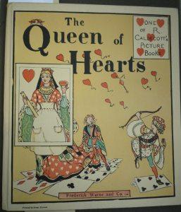 Caldecott, The Queen of Hearts