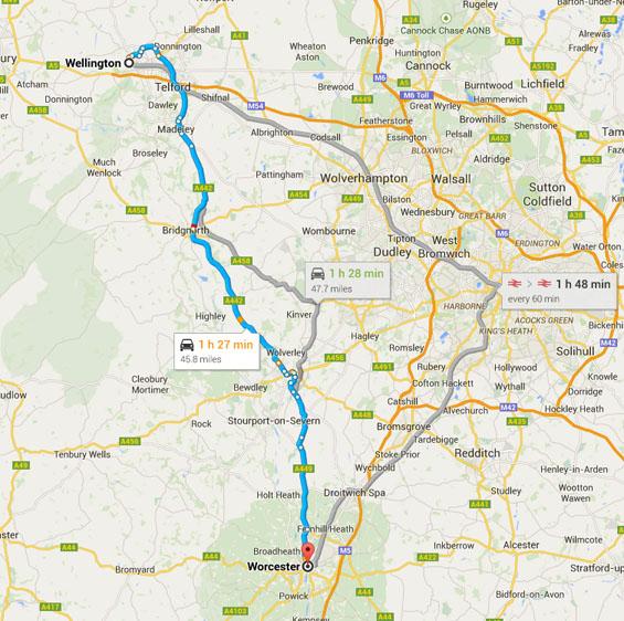 Google Maps. (2015).