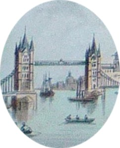 The River Thames at London Bridge