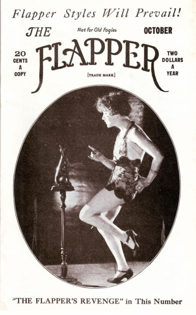 Flapper-October