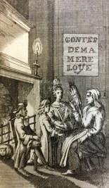 "Frontispiece: ""Contes de ma Mere L'Oye"" (Cotsen 25130)"