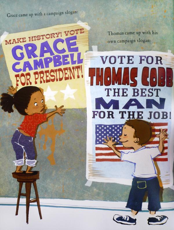 2016 Presidental election | Cotsen Children's Library