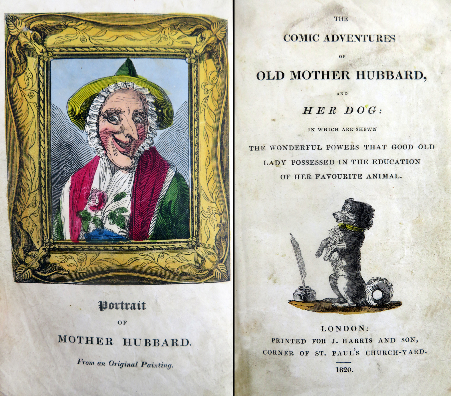 'Old Mother Hubbard' is Weirder Than You Thought