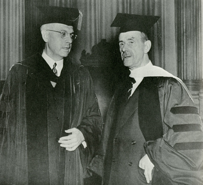 Dodds_with_Thomas_Mann