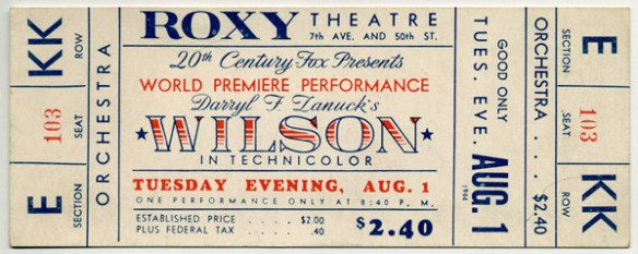 Wilson_ticket_MC168_Box_45_Folder_6
