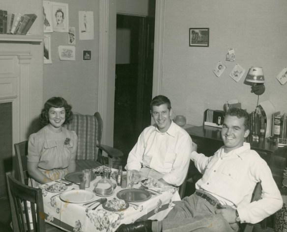 Kay_Fleming_Bud_Flemming_'49_Ralph_Glendenning_'49_Brown_Hall_ca_1946_AC112_Box_MP166_Image_6056